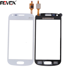 цены New Touch Screen For Samsung Galaxy Trend S7560 S Duos S7562 GT-S7562 7562 7560 Digitizer Front Glass Lens Sensor Panel