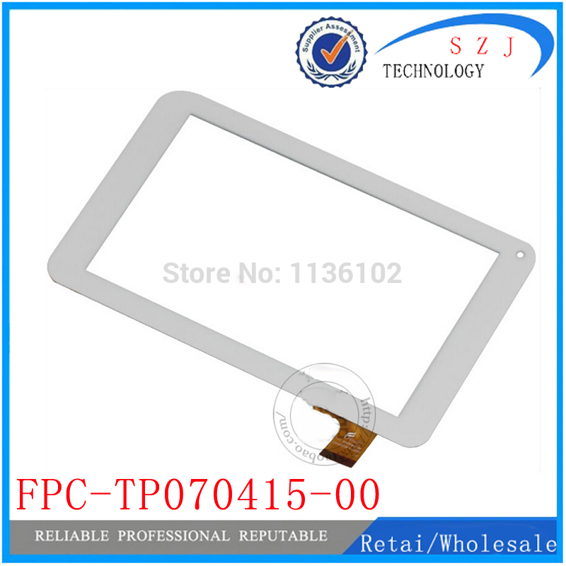 Tablet Lcds & Panels Tablet Accessories Hearty Original 7 Inch Yima Wei A720 For Cube U25gt Quad-core Version Of The Touch Screen Super Fpc-tp070415-00 Free Shipping Customers First