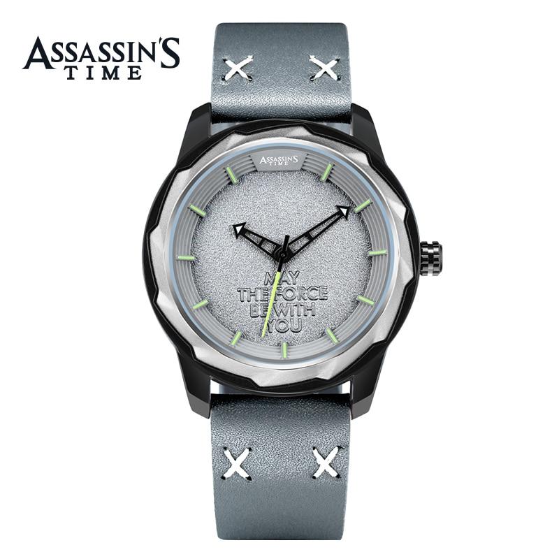 Time Assassin Ρολόγια Ανδρών Top Brand Πολυτελή - Ανδρικά ρολόγια - Φωτογραφία 2