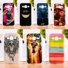 Soft TPU Mobile Phone Case For Samsung Galaxy Core Prime G360 G3606 G3608 SM-G3606 g361h Silicon Back Cover Shell Skin Shield цена 2017