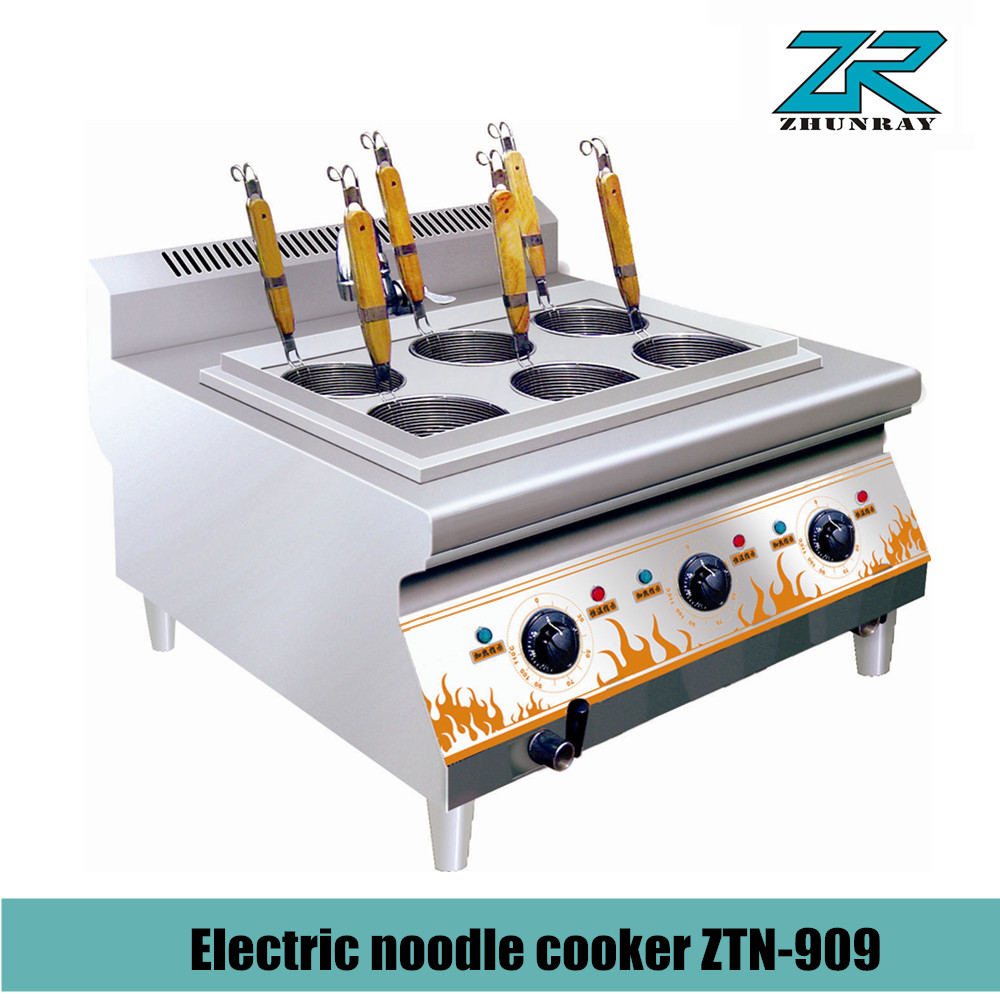 Electric pasta cooker noodle cooker ZTN-909 набор для кухни pasta grande 1126804