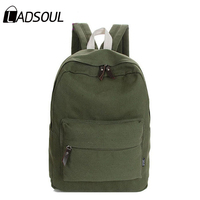 X Starry Pretty Style Canvas Candy Color Women Backpack College Student School Book Bag Leisure Backpack