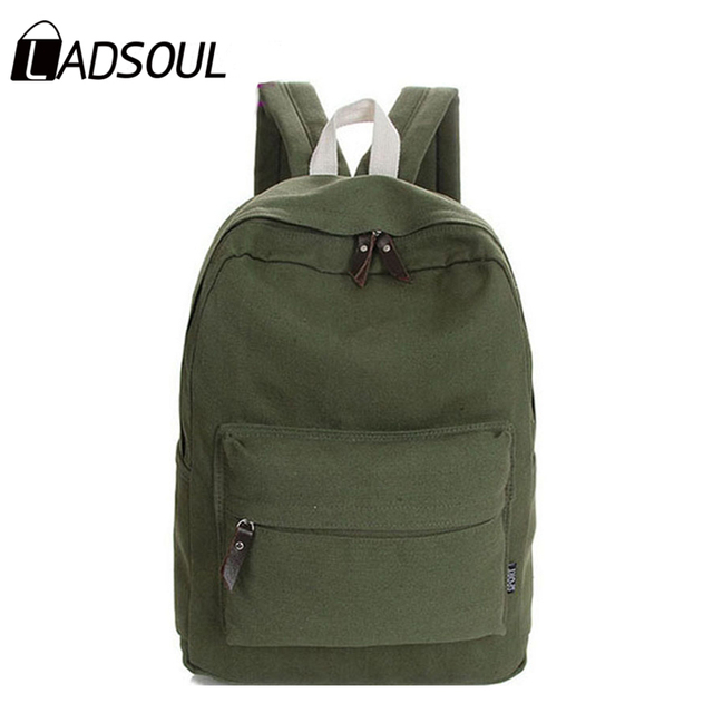 a1a091cd06 preppy style women backpacks canvas candy color college student school  backpack good quality school bags women bag hl6646 h