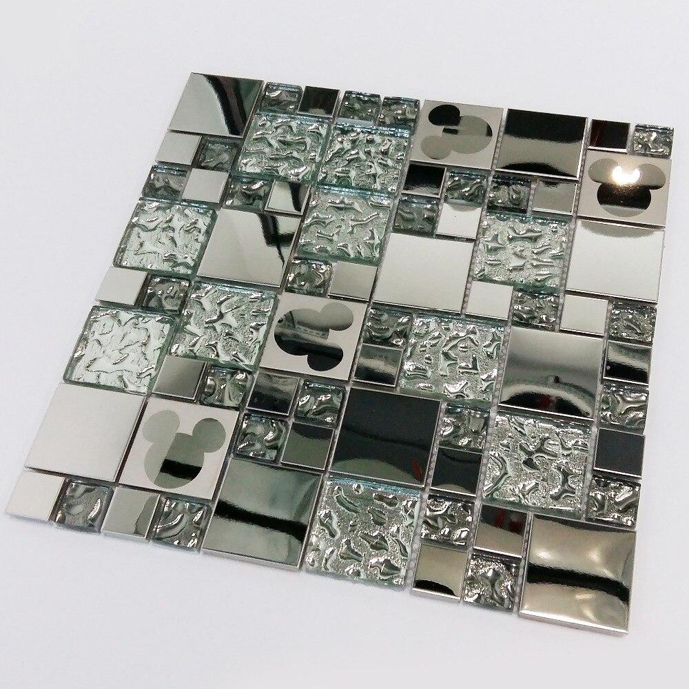 Mirrored Backsplashes Kitchen Amazing Natural Home Design