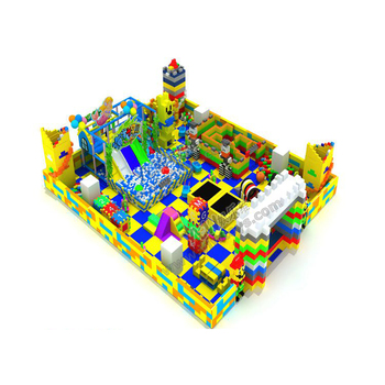 customize soft indoor playground Wholesale soft EPP blocks mall play area DIY plastic indoor big plastic block parks YLW-EPP0326