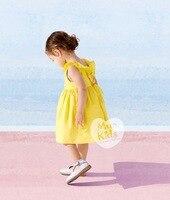 뜨거운 판매 좋은 품질의 스타일 여름 봄 신생아 아이 아름다운 소녀 캔디 컬러 아름다운 공주