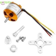 A2212 13T 1000Kv Brushless Drone Outrunner Motor For Aircraft Helicopter Quadcopter
