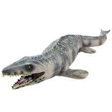45 Cm Dinosaur Toys Mosasaur Children Toy Simulation Plastic Soft Animal Model