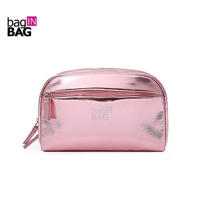 Vivid Cosmetic Bag Day Clutch Cosmetic Bag Large Capacity Women's Handbag Cosmetic Bags Maquiagem Feminina Maleta De Maquiagem
