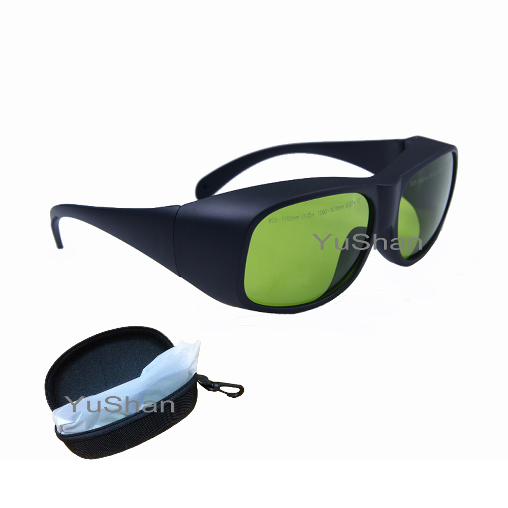 YHP High power 808nm 980nm 1064nm Diode ND YAG Laser protection Glasses Multi Wavelength Laser Safety