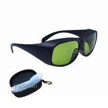 เลเซอร์ป้องกันแว่นตาความยาวคลื่นเลเซอร์ YAG 980nm, 1064nm,