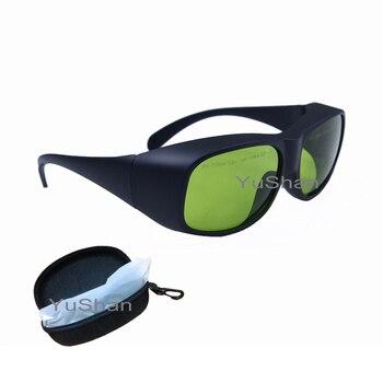 YHP High power 808nm, 980nm, 1064nm, dioda, ND: YAG laserowe okulary ochronne o wielu długościach fali laserowe okulary ochronne
