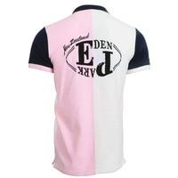 2019 лучшие продажи новые мужские хлопковые Eden park короткие поло для мужчин Французский бренд дизайнер повседневные топы с вышивкой M L XL XXL