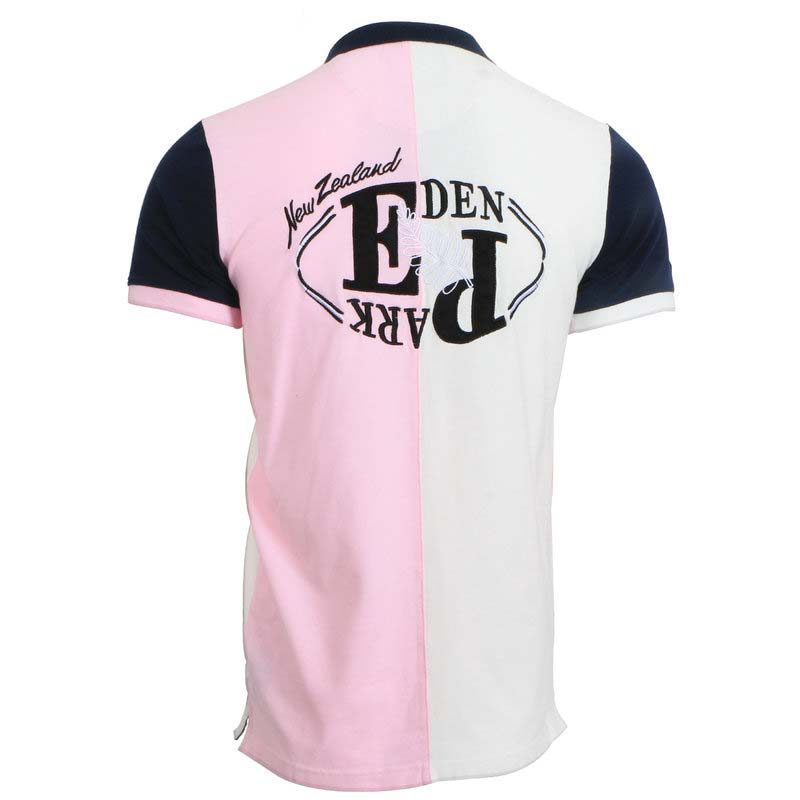 2019 best selling New men's COTTON Eden park Short   polo   for Men French brand designer casual Embroidery tops M L XL XXL