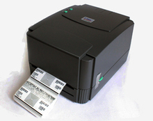 Barcode Printer with 114mm printing width 203 DPI support adhesive sticker label TSC TTP-244 Plus and TSC-244pro
