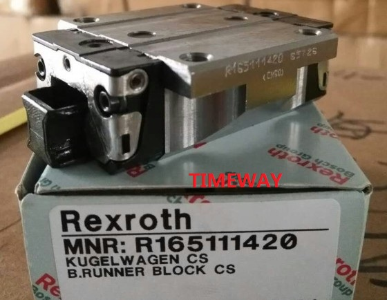 все цены на  Rexroth Runner Block R165111420 linear guide linear slide block  онлайн