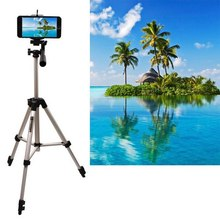 Aluminium Camera Stand Tripod Holder+Remote Control For Iphone 7 6 6S 4.7″ 5.5″ Plus 5S 5G 5C 4S 4G