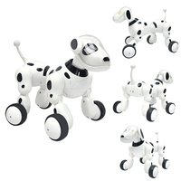 Music Smart Remote Robot Dog Control Electric Interactive Smart Cat Children New Dance Robot Electronic Pet Educational Toys