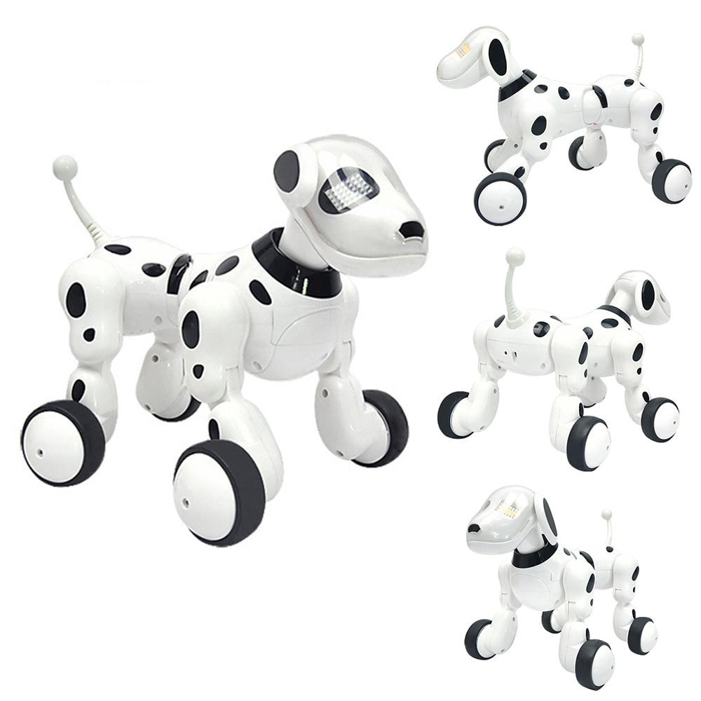 Musique intelligente à distance Robot chien contrôle électrique interactif intelligent chat enfants nouveau Robot de danse électronique Pet jouets éducatifs