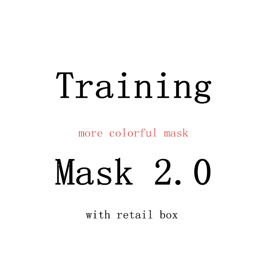 Newest training altitude mask 2 0 for gym mma fitness to build your body all sizes