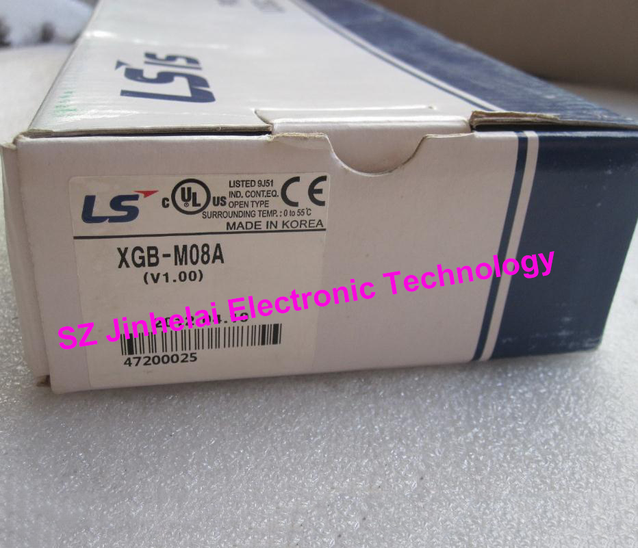 100% New and original XGB-M08A LS(LG) Base board, 8 slots for I/O Module
