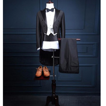 Custom Made Mens three piece Suits With Pants For Wedding Groom Slim Fit Costume Homme Mens