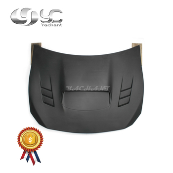 Car-Styling FRP Fiber Glass Front Bonnet Fit For 2012-2018 GT86 FT86 ZN6 FRS BRZ ZC6 FA Style Hood Bonnet
