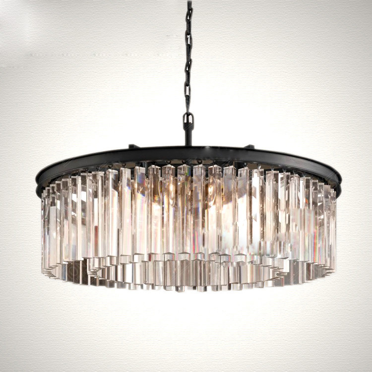 2015 New Arrival Led Crystal Pendant Lamp dining room Mediterranean Sea Pendant Lights American Country Style Lighting Lamparas a1 master bedroom living room lamp crystal pendant lights dining room lamp european style dual use fashion pendant lamps
