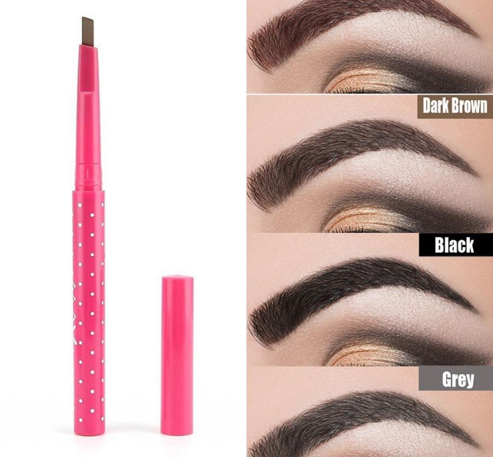 Waterproof Eyebrow Pencil Liner Eye Brow Powder Pen Makeup Beauty Cosmetic Tools