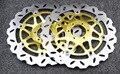A estrenar de la motocicleta freno trasero de disco de rotores para honda cb400 sf superfour 92-97 universel