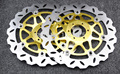Brand new Motorcycle Rear Brake Disc Rotors For HONDA CB400 SF Superfour 92-97 Universel