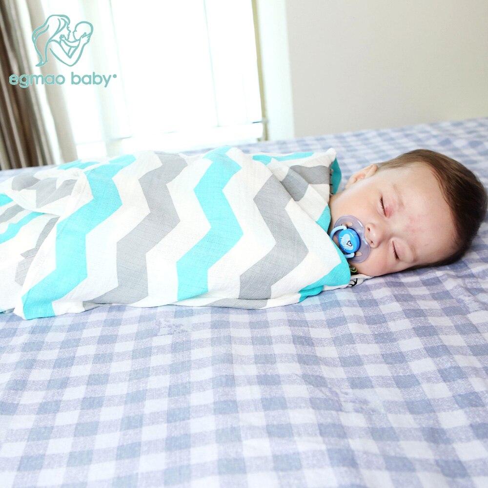 Oganic Cotton Muslin Swaddle Blanket Similar to Modern Burlap Blanket Infant Newborn Receiving Blanket Breathable Towel Wrap