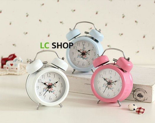 Alarm Clock 2014 New Fashion Creative Household Articles Alarm Clock Free Shipping