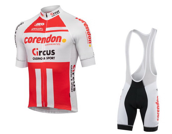 2019 CORENDON CIRCUS TEAM 3 Colors Men s Cycling Jersey Short Sleeve Bicycle Clothing With Bib