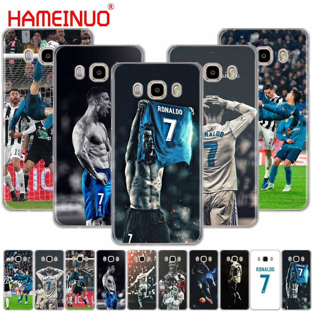 HAMEINUO cristiano ronaldo wallpaper 2018 cover phone case for Samsung Galaxy J1 J2 J3 J5 J7 MINI ACE 2016 2015 prime