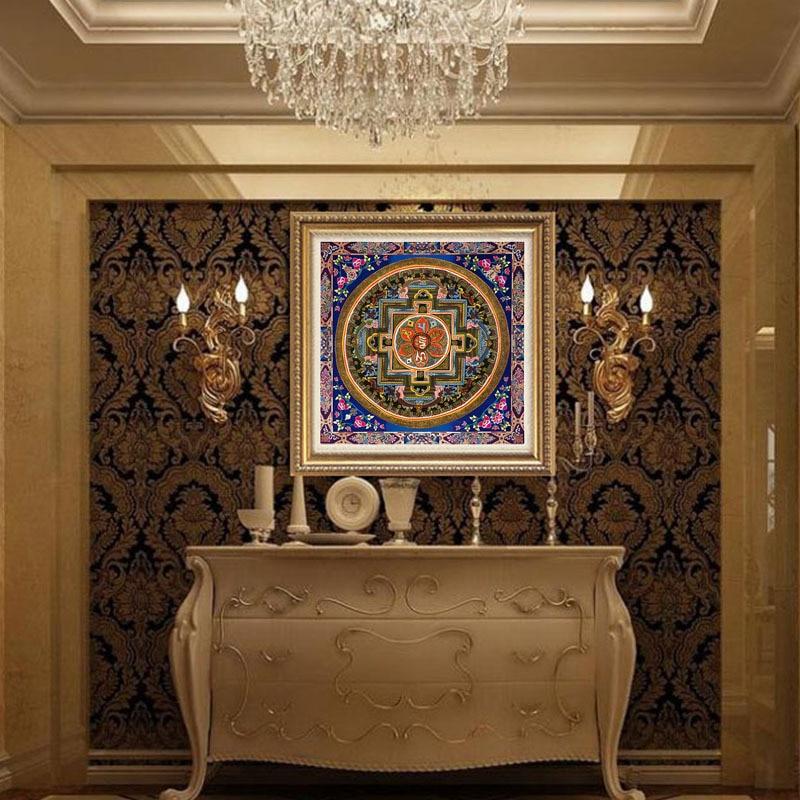 Spiritual and religious home decor