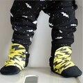 SK082 nueva llegada niños unisex niños y niñas de algodón harén murciélago patrón pantalones Ropas de Los Cabritos de los niños al por menor