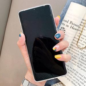 Image 3 - KISSCASE Glitter Liquid Silicone Case For Huawei P30 Pro P20 Lite Cover Case For Huawei P20Lite App Icon Phone Case Funda Para
