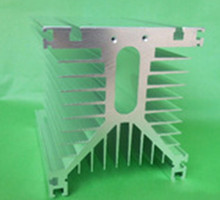 Y shape 200*125*135mm Aluminum three Phase Solid State Relay SSR Heat Sink for less than 300A new aluminum heat sink for solid state relay ssr small type heat dissipation y 80 shape 80 125 135mm