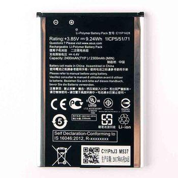 Original High Capacity C11P1428 Battery For ASUS ZenFone2 Laser 5″ ZE500KL ZE500KG Z00ED 2400mAh