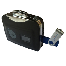 Кассета для MP3 конвертер, Преобразование кассету для MP3 формате, сохранить в usb флэш-диск непосредственно, нет необходимости PC, Бесплатная доставка