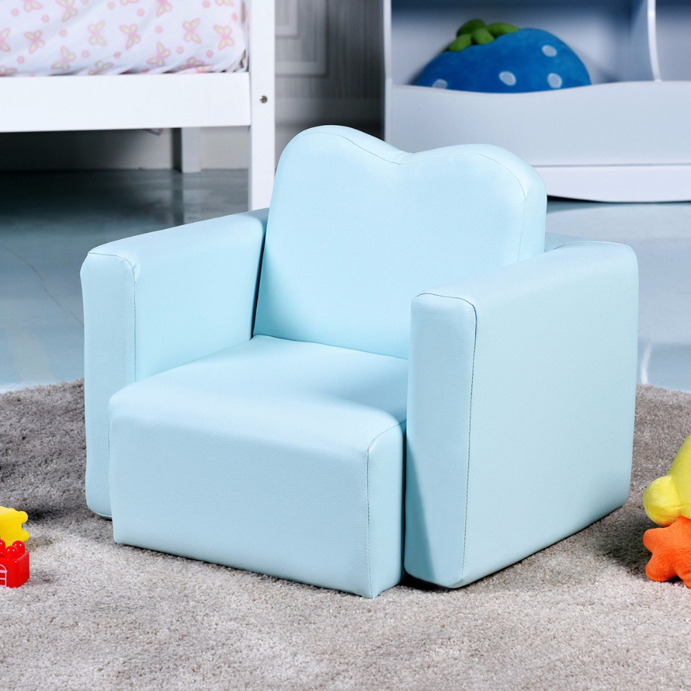 Superb Us 56 99 Giantex Multi Functional Kids Armchair Sofa Table Chair Set Gift Living Room Boys Girls Hw58619Bl On Aliexpress Pdpeps Interior Chair Design Pdpepsorg