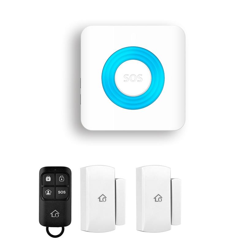 eTiger S6A Wireless Indoor Siren Home Security SyStem Localtion Alarm System