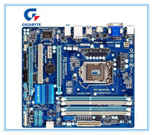 Tableros de Gigabyte Z77M-D3H GA-Z77M-D3H LGA 1155 DDR3 placa base original de 32 GB Micro ATX Z77 Placa Base de Escritorio Envío gratis