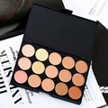 15 Colors Eye Shadow Palette Camouflage Concealer Palette Eyeshadow Pallete New Eye Makeup 2017 Make Up Cosmetics Tools Kit