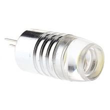 10pcs G4 LED 12V 2W COB 160LM Warm White/White LED Lamp Bulb G4 12V For Home Lighting  Free Shipping free shipping projector light 160w snow white bridgelux 45mil led chip 150 160lm w 160w mini projector led bulb lamp