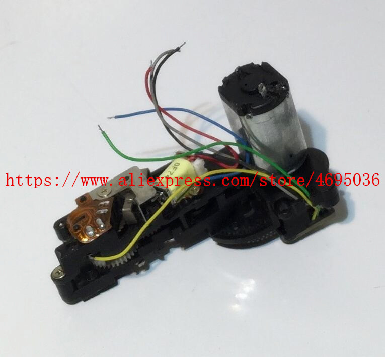 Camera Repair Parts D40 D40X D60 Aperture Motor Group For Nikon