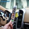 Cobao universal soporte para teléfono móvil mini teléfono inteligente estilo de fuerte imán magnético soporte holder para iphone 5s 6 7 galaxy xiaomi