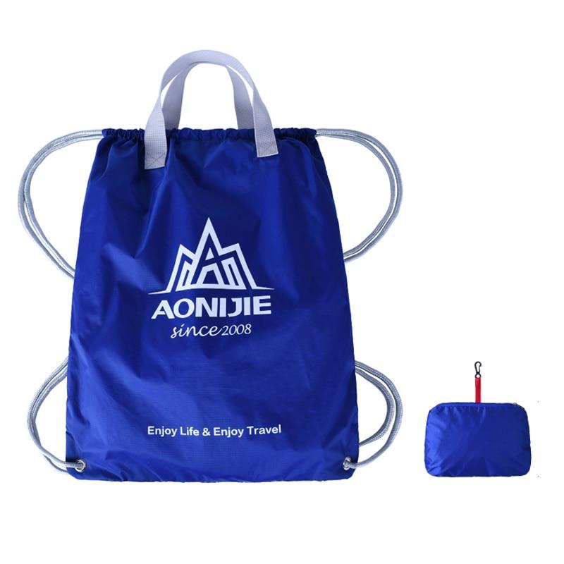 Ρουχισμός σπορ στερεά ανδρών και γυναικών σακίδιο Φορητό ταξίδι Camping γυμναστικής τσάντες Ανδρική Lady υπαίθρια Unisex πεζοπορία γυμναστικής τσάντες