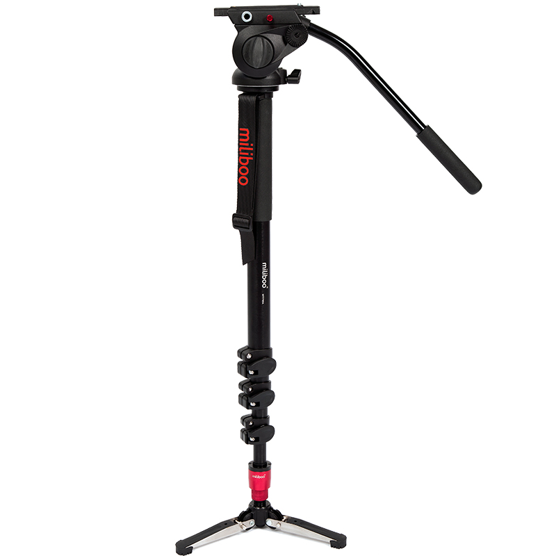 Universal telescopic go pro sicam 3 legs font b monopod b font with stand holder camera